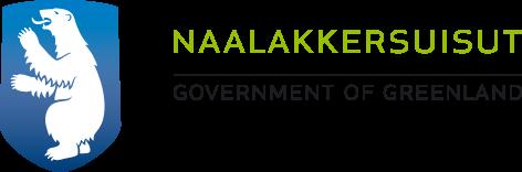 Logo af Naalakkersuisut